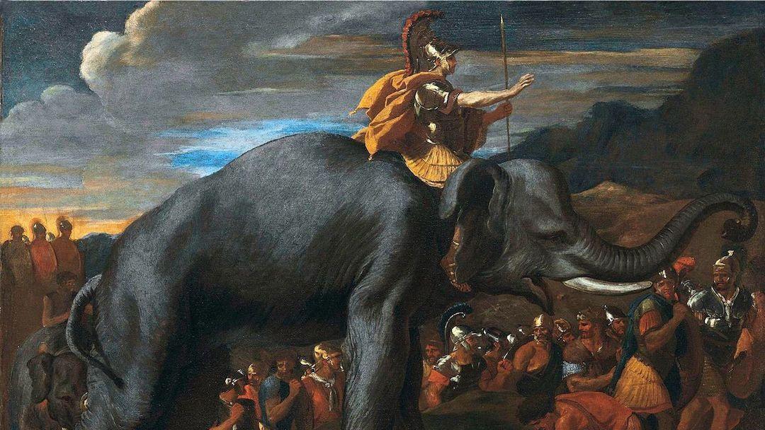 illustration hannibal le perthus