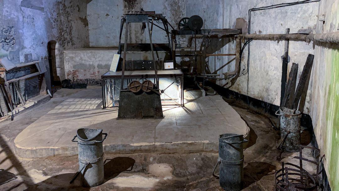 puits fort de bellegarde le perthus
