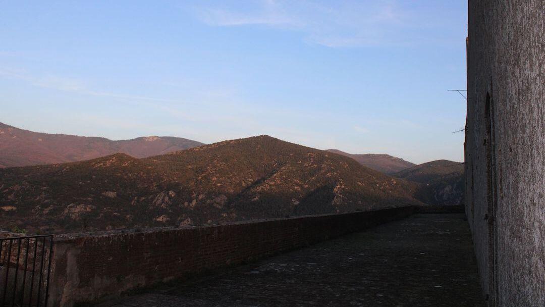 terrasse panoramique fort de bellegarde le perthus